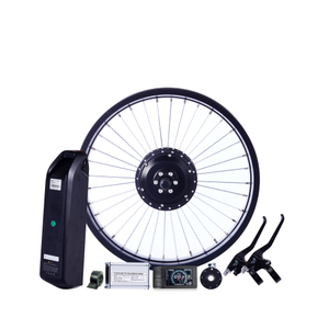 Greenpedel G27 250W fat tire geared hub motor electric bike kit