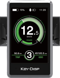 Greenpedel KDS KD716 Ebike LCD Display