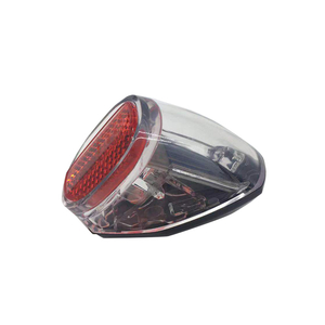Greenpedel Spanninga 6V-36V Electric Bicycle 10LUX LED Taillight